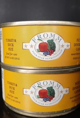 Fromm- Four Star Fromm Turkey & Duck pate cat 5.5oz