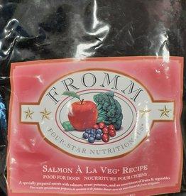 Fromm- Four Star Fromm Salmon & Sweet Potato 30lb