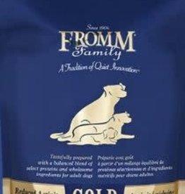 Fromm- Four Star Fromm Senior Gold Dog Food 15lbs