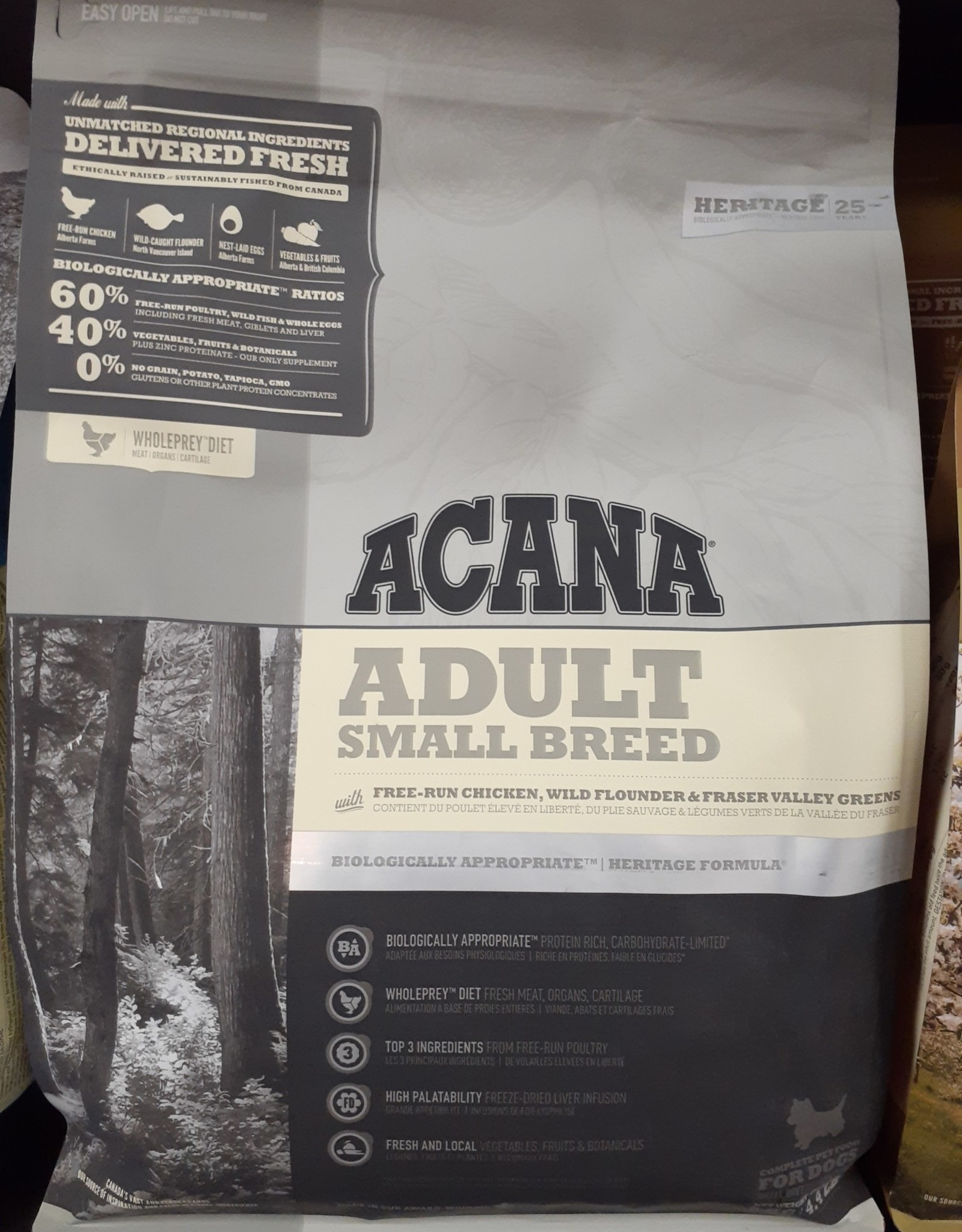Acana Acana adult Small Breed dog 2kg