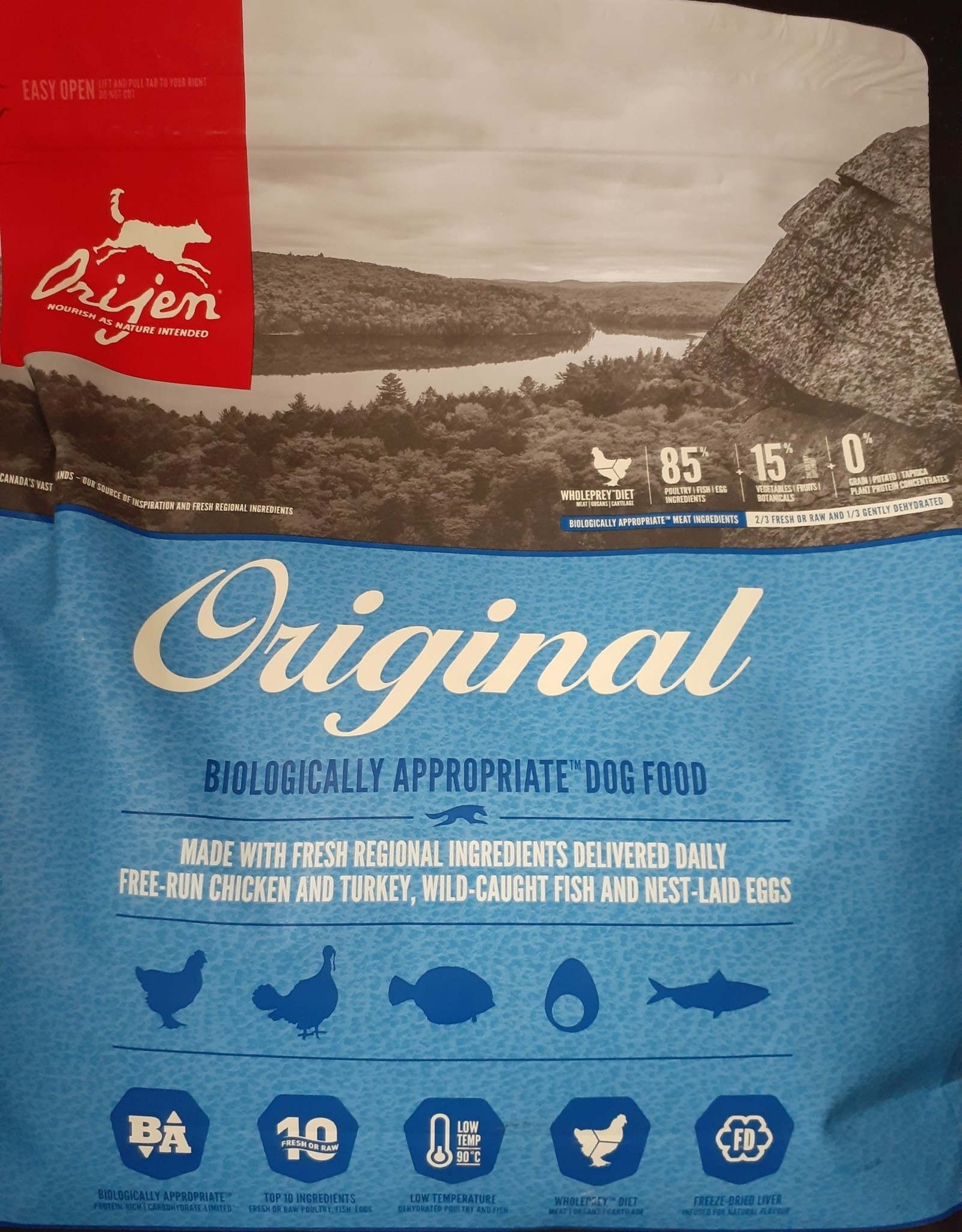 Orijen orijen original 2kg dog