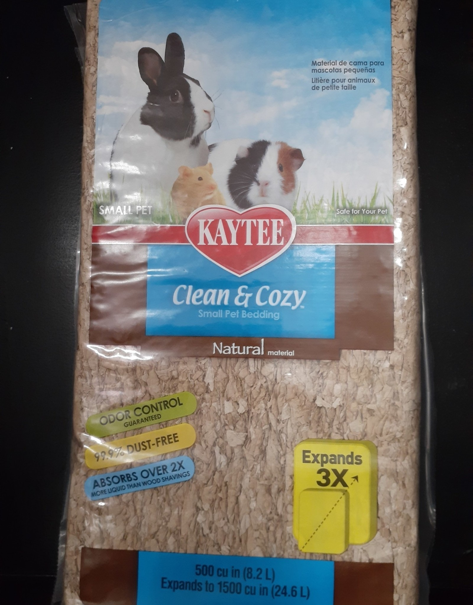 Kaytee Kaytee Clean & Cosy Natural Bedding 24.6L