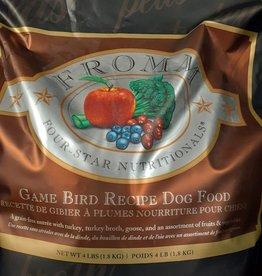 Fromm- Four Star fromm gamebird dog 1.8kg