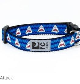 RC Pets RC Clip Collar XS 5/8 Shark Attack