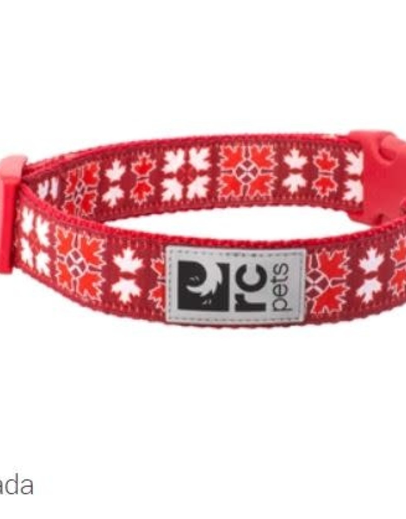 RC Pets RC Large Clip Collar Oh Canada