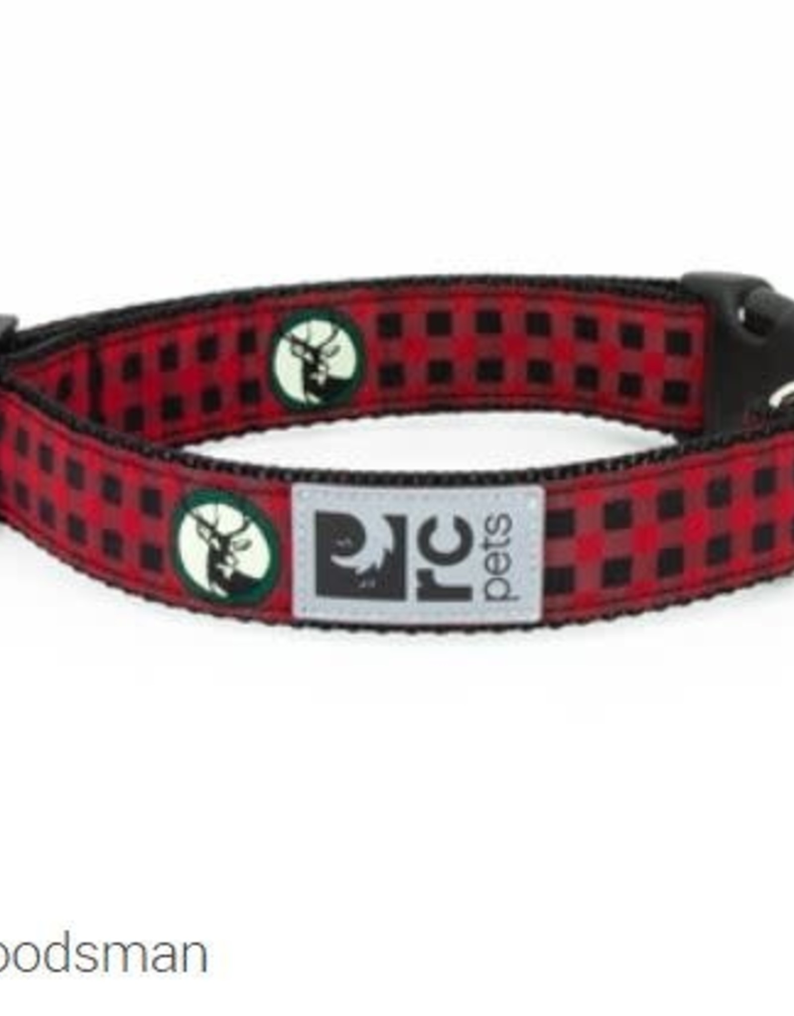 "RC Pets RC clip collar 1.5"" large urban woodsman"