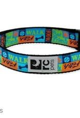 "RC Pets RC clip collar 1"" medium best friend"