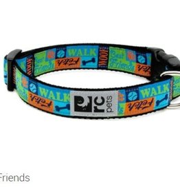 "RC Pets RC clip collar 1"" medium best friend"