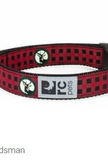 "RC Pets RC clip collar 1"" medium urban woodsman"