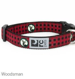 "RC Pets RC clip collar 1"" medium urban woodsman"
