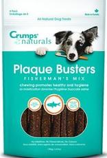 Crumps Natural Crumps' Naturals Plaque Busters Fisherman's Mix - 8pk
