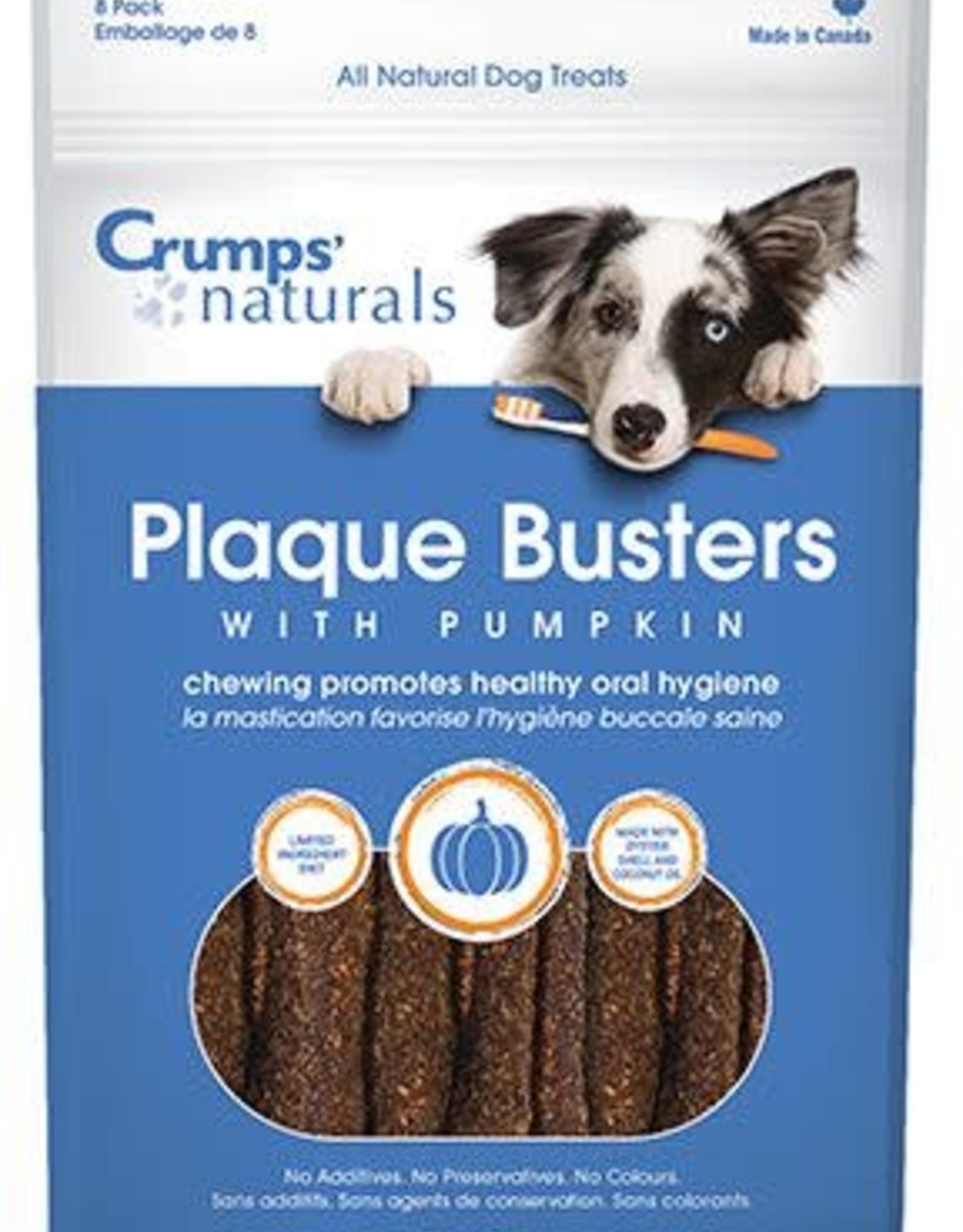 Crumps Natural Crumps' Naturals Paque Busters Pumpkin Spice - 8pk
