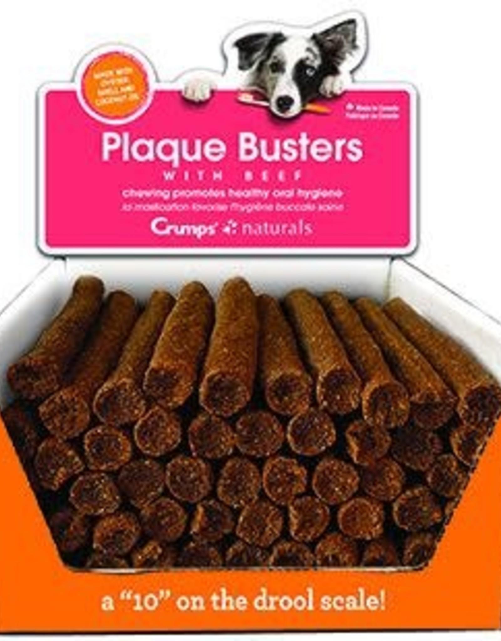 Crumps Natural Crumps' Naturals Plaque Buster Beef - 1pc