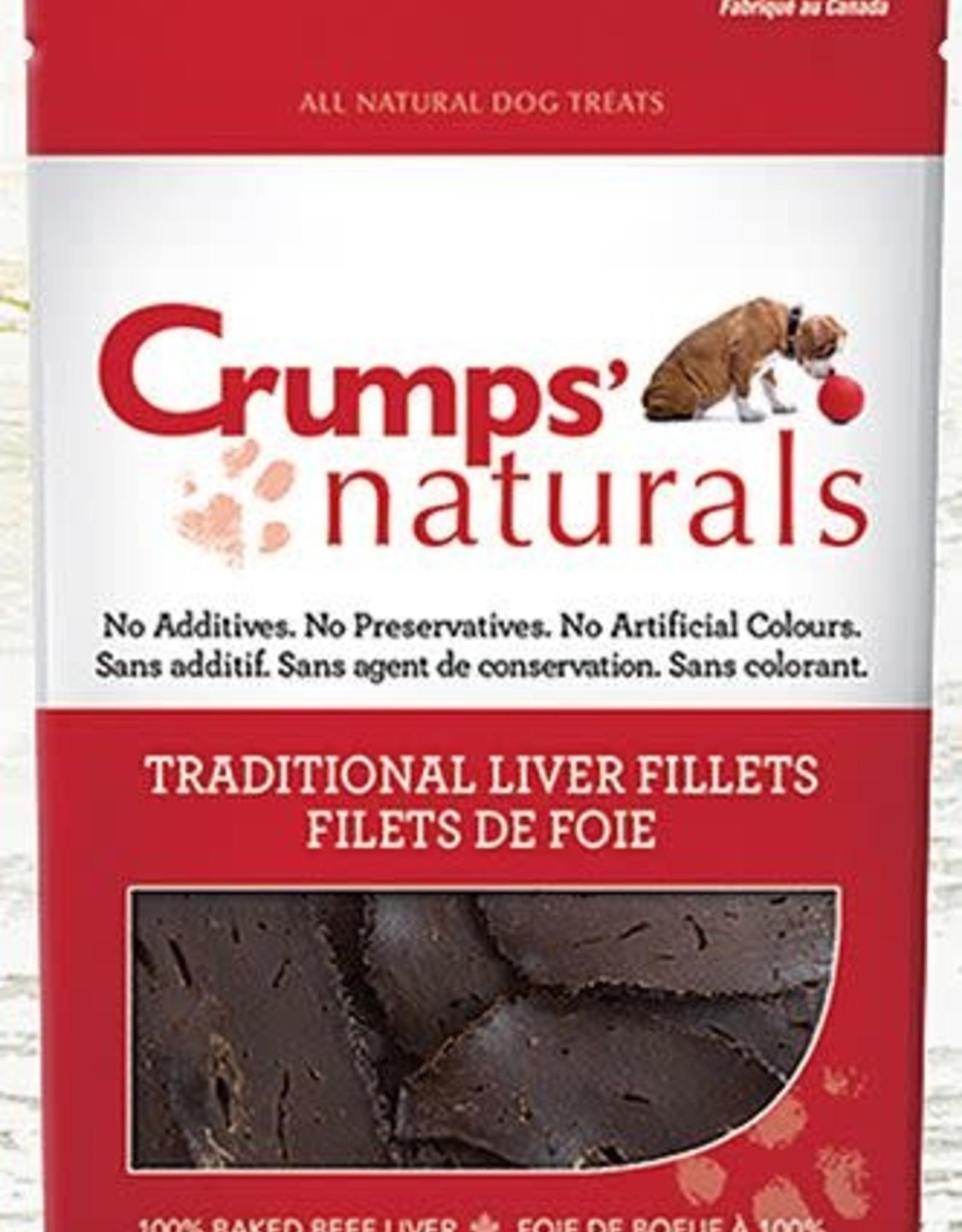 Crumps Natural Crumps' Naturals Liver Fillets - 75g