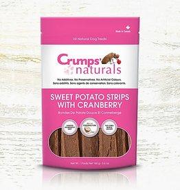 Crumps Natural Crumps' Naturals Sweet Potato Strips - 160g