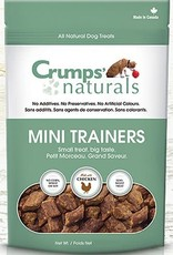 Crumps Natural Crumps' Naturals Mini Trainers Chicken - 120g