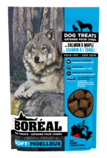 Boreal Boreal Dog Treats Salmon and Maple 150g PROMO INSTORE 2 FOR $10.00
