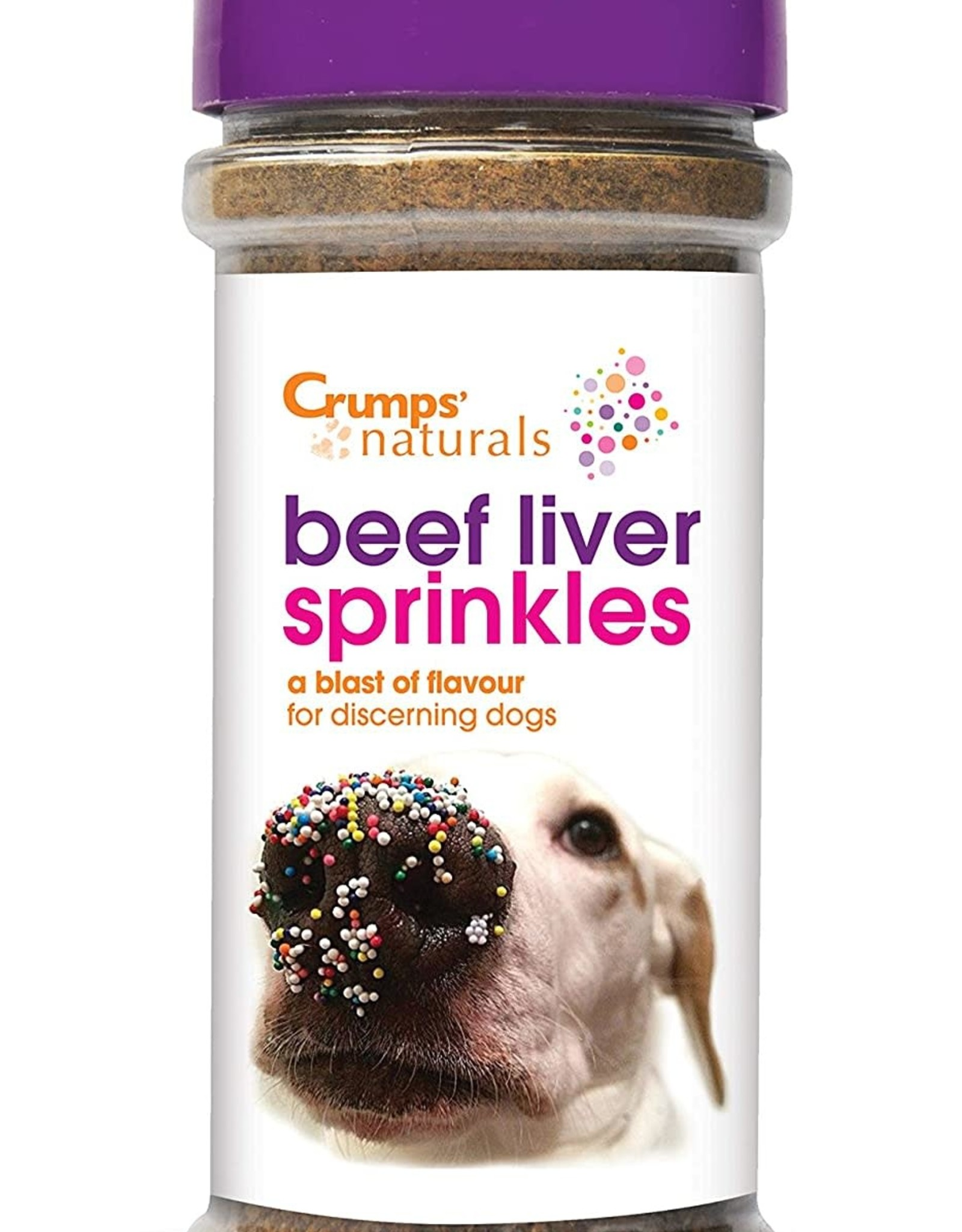 Crumps Natural Crumps Beef Liver Sprinkles
