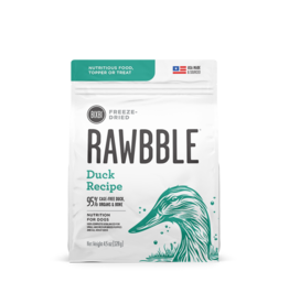 Bixbi Pet RAWBBLE Duck Recipe - 4.5oz