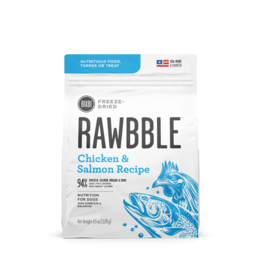 Bixbi Pet RAWBBLE Salmon & Chicken - 4.5oz