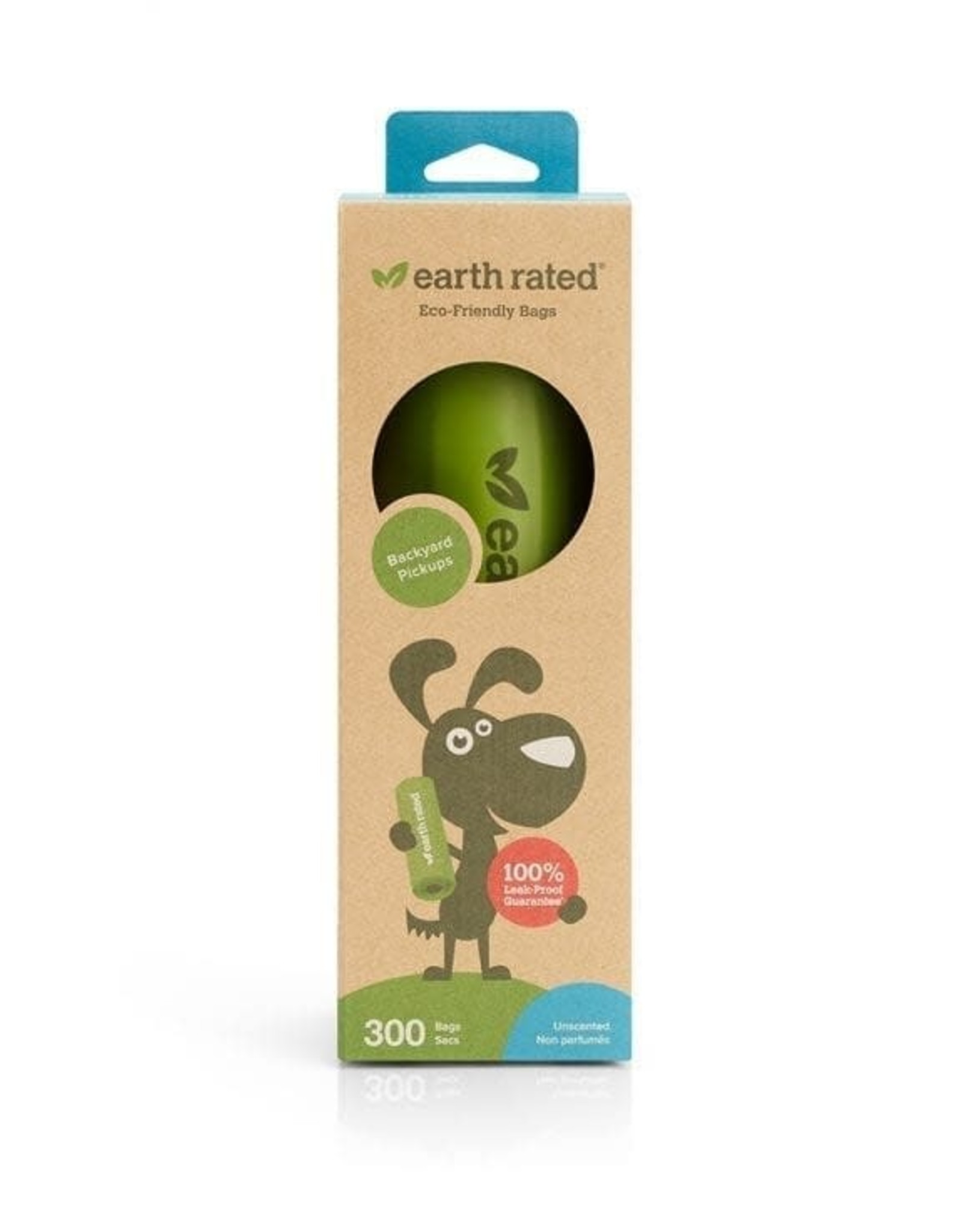 Earth Rated Earth Rated Backyard Pickup Poop Bags - 300 bags