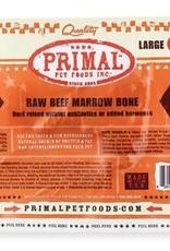 Primal Pet Foods Primal Frozen Beef Marrow Bone Large 1.1lb
