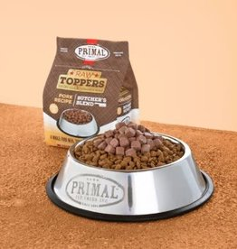 Primal Pet Foods Primal Pork Butchers Blend Topper 2lb