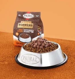 Primal Pet Foods Primal Beef Butchers Blend Topper 2lb