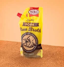 Primal Pet Foods Primal Bone Broth - Pork