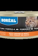 Boreal BOREAL Tuna with Chicken in Gravy CAT 80g