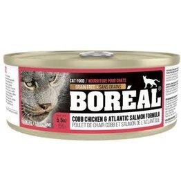 Boreal BOREAL Cobb Chicken and Atlantic Salmon CAT 156g