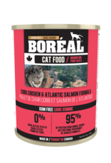 Boreal BOREAL Cobb Chicken and Atlantic Salmon CAT 369g