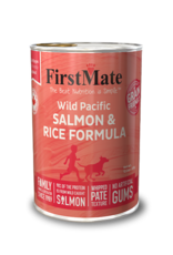 FirstMate FirstMate Canned Wild Pacific Salmon & Rice DOG