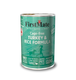 FirstMate FirstMate Canned Turkey & Rice Formula DOG