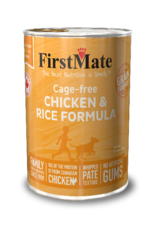 FirstMate FirstMate Canned Chicken & Rice DOG