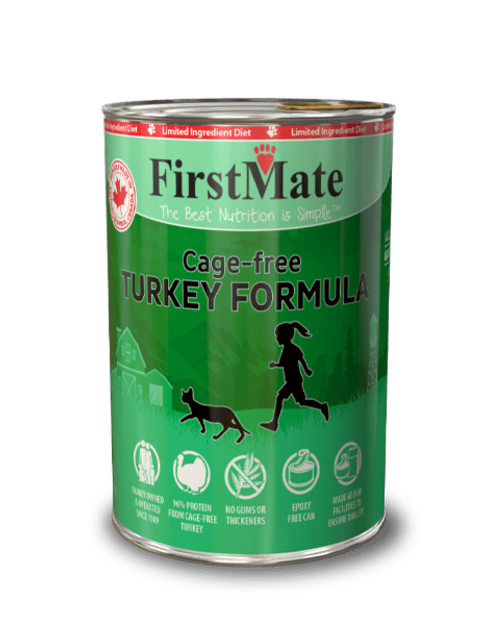 FirstMate FirstMate Canned Turkey CAT 334g