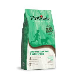 FirstMate FirstMate Grain Friendly Cage-Free Duck and Oats DOG 11kg
