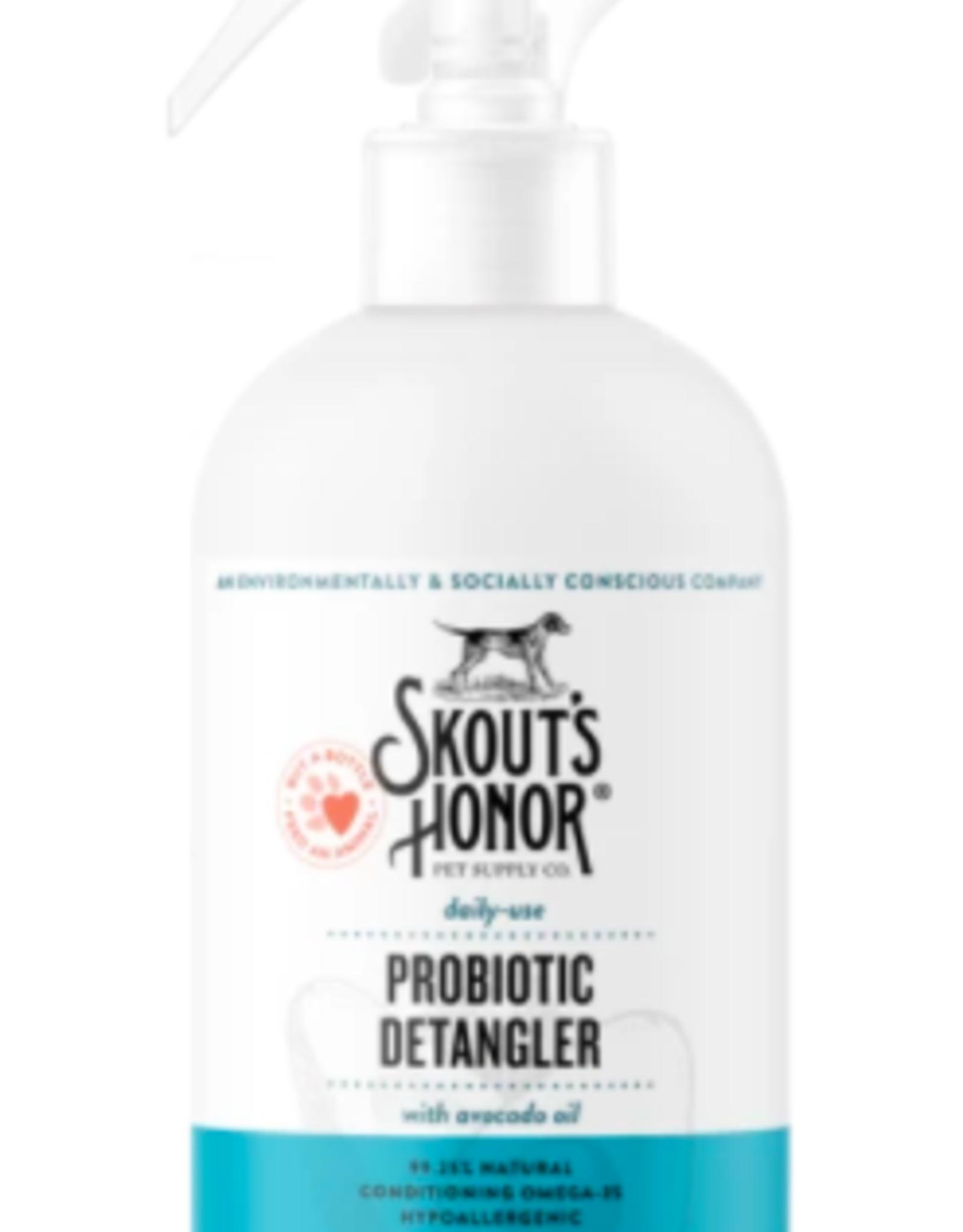 Scout's Honor Skouts Pro Detangler Unscented 8oz