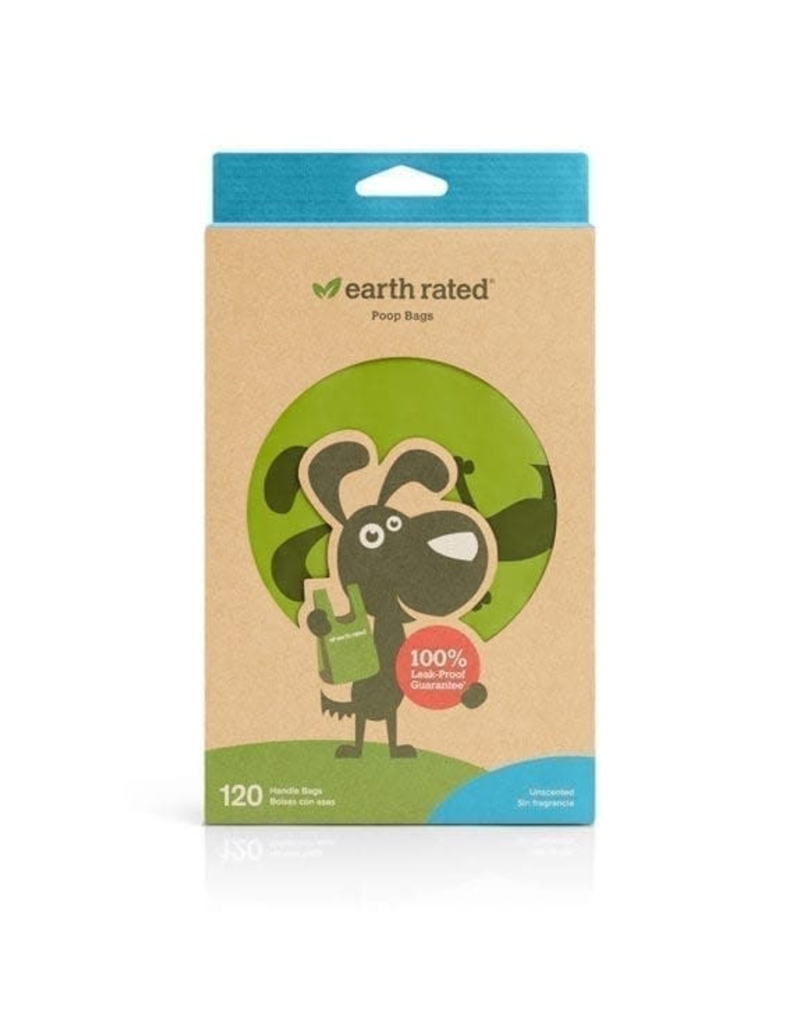 Earth Rated Earth Rated Handle Poop Bags 120 Pack