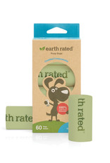 Earth Rated Earth Rated Poop Bags Unscented 60 Pack
