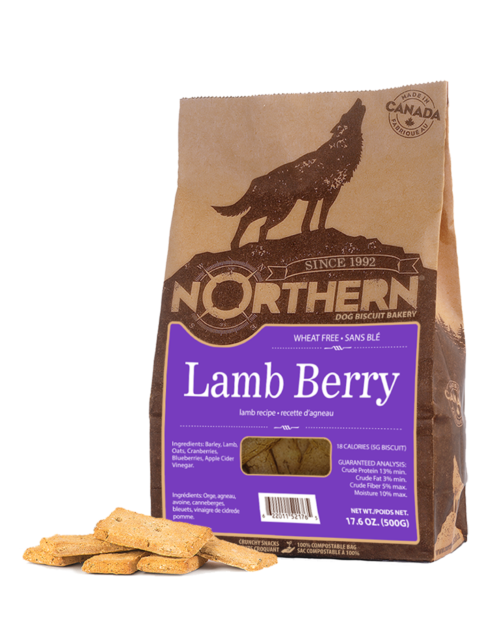 Northern Biscuits Northern Biscuit Lamb Berry 500g