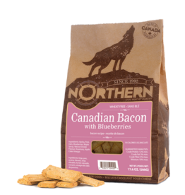 Northern Biscuits Northern Biscuit Canadian Bacon 500g