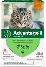 Bayer Advantage Small Cat 5-9lbs
