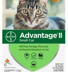 Bayer Advantage Small Cat 5-9lbs