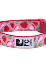RC Pets RC Strawberries Large Clip Collar