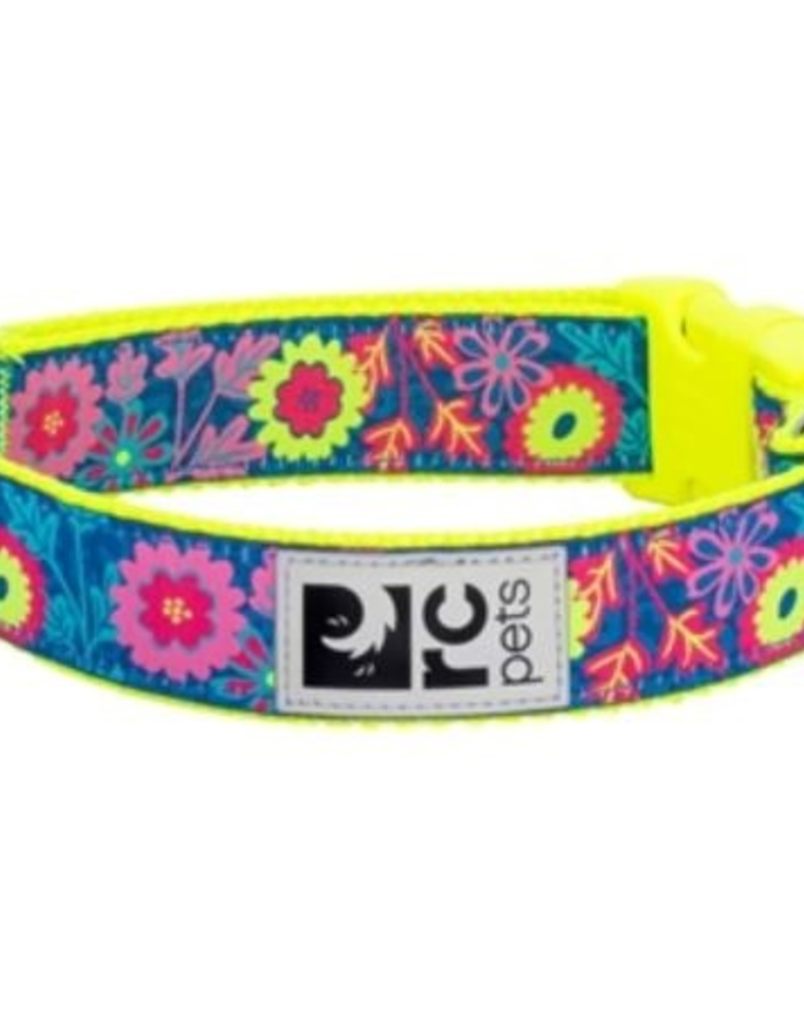 RC Pets RC Flower Power Large Clip Collar