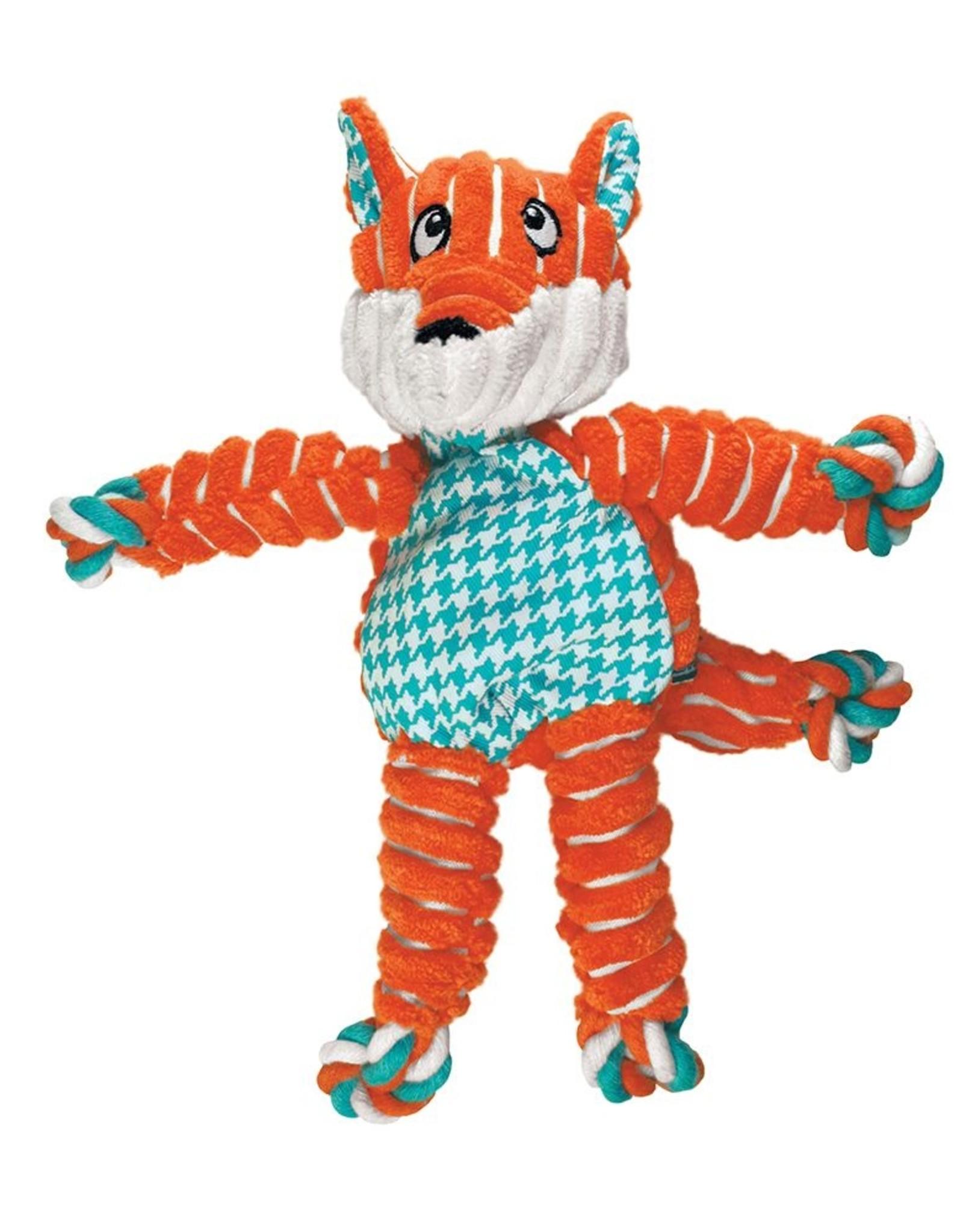 KONG KONG Floppy Knots Fox  Medium/Large