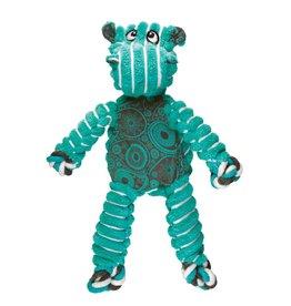 KONG KONG Floppy Knots Hippo  Medium/Large
