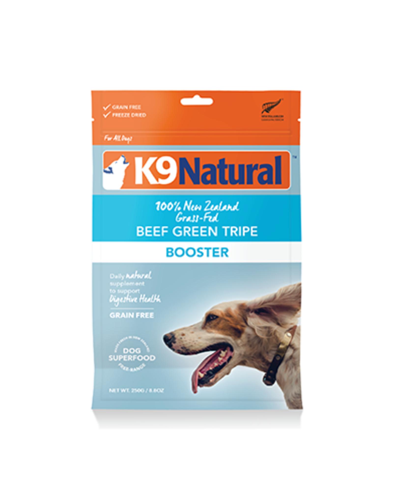 k9 Natural k9 natural beef green tripe booster