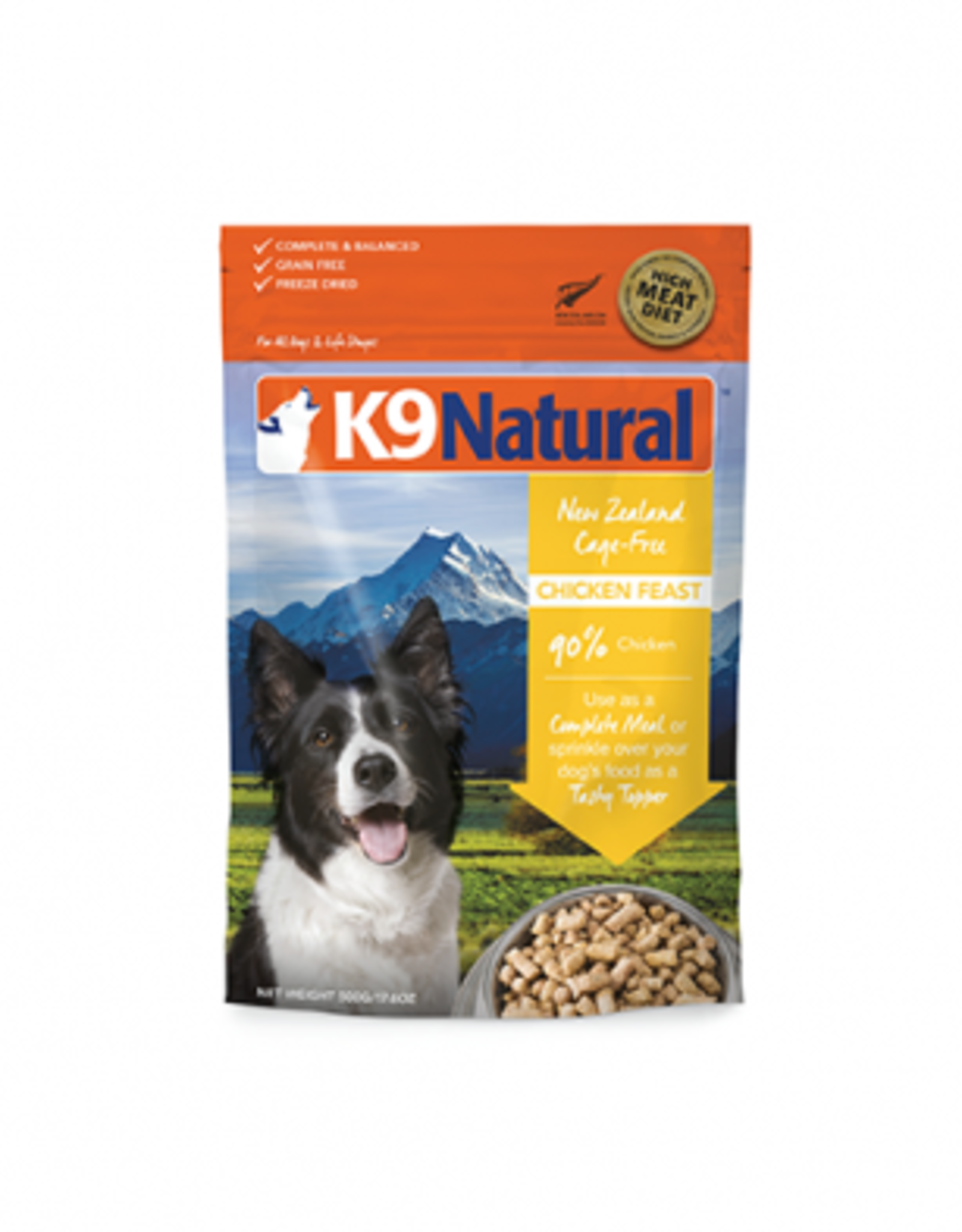 k9 Natural k9 naturals chicken 500g